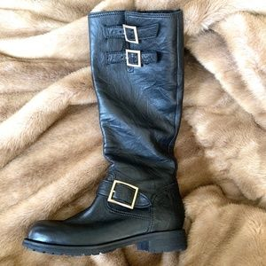 Jimmy Choo Yule Shearling Lined Boots